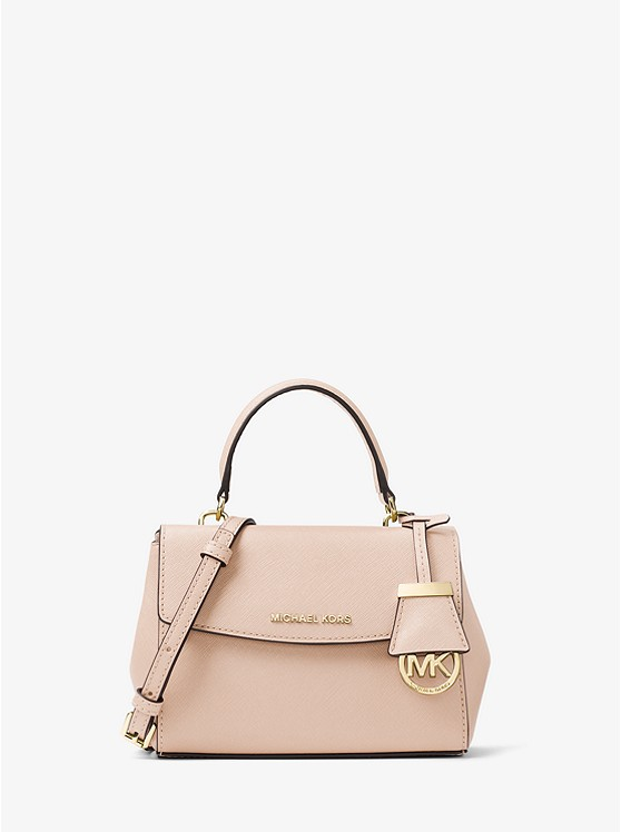 db6baab8bd64 Ava Extra-small Saffiano Leather Crossbody | Michael Kors