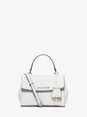 5b60f850f601 Ava Extra-Small Saffiano Leather Crossbody | Michael Kors