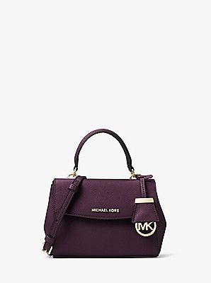 044e161ec5ff Ava Extra-Small Saffiano Leather Crossbody. Find a Store. Sign Up for  updates from Michael Kors