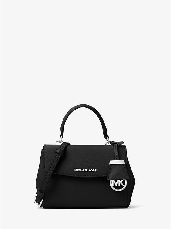 ff4e0e95a1 Ava Extra-Small Saffiano Leather Crossbody Bag