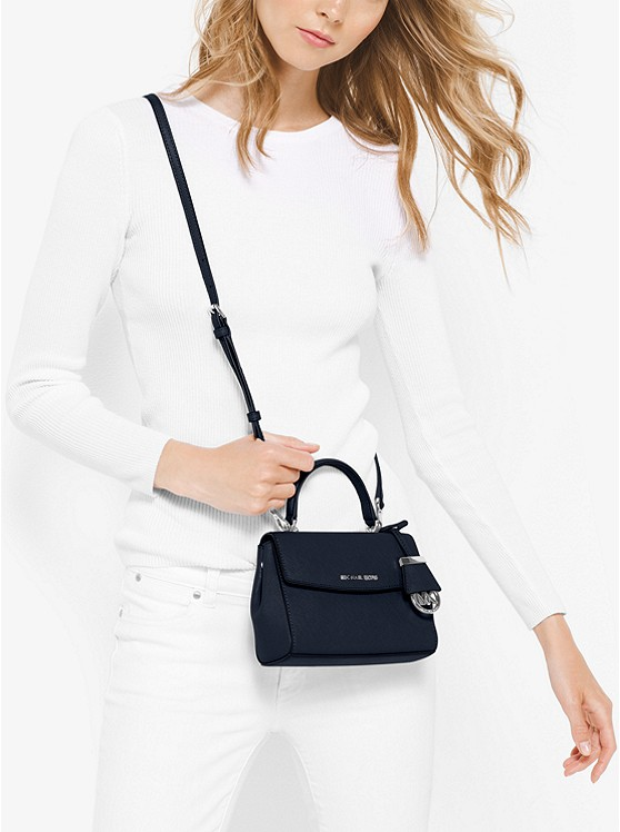 aaab697df49b Ava Extra-small Saffiano Leather Crossbody Bag | Michael Kors