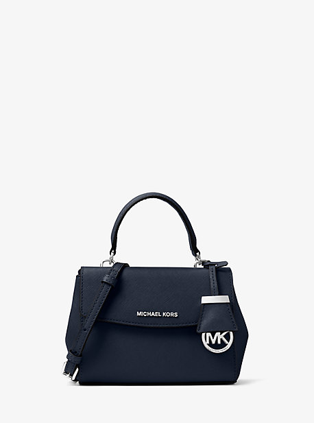 8be3988c9b7f Ava Extra-Small Saffiano Leather Crossbody Bag | Michael Kors
