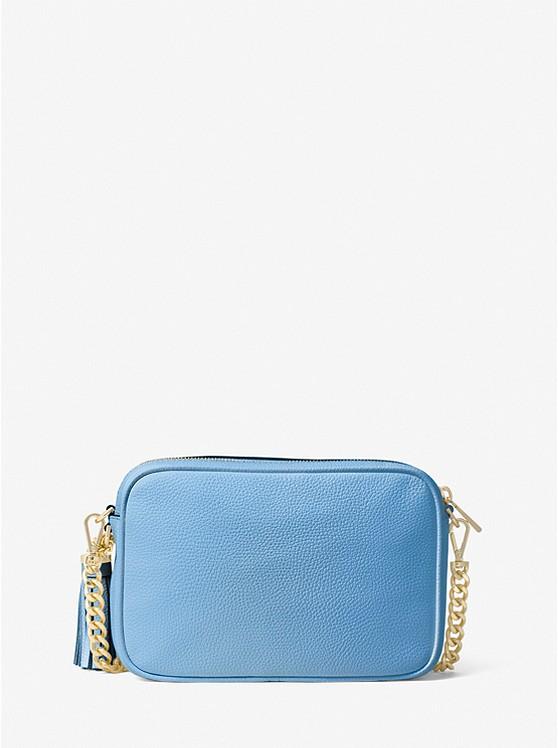 Ginny Leather Crossbody Bag