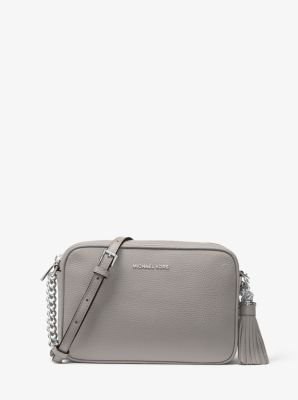 c4bcbf161ee8 Ginny Leather Crossbody. Find a Store. Sign Up for updates from Michael Kors