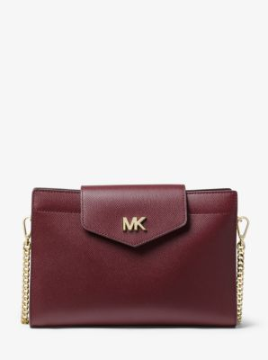 1d32c5601379 We're sorry, 'Large Crossgrain Leather Crossbody Clutch' is no longer  available