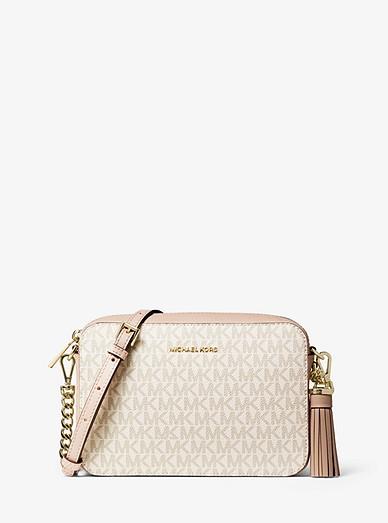 84ecc393915c57 Ginny Medium Logo Crossbody Bag | Michael Kors