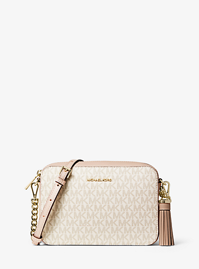 c0c61b44e58c Ginny Medium Logo Crossbody Bag · michael michael kors ...
