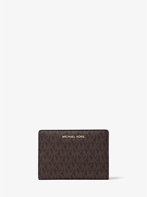 07547e0c2400 Medium Logo Slim Wallet