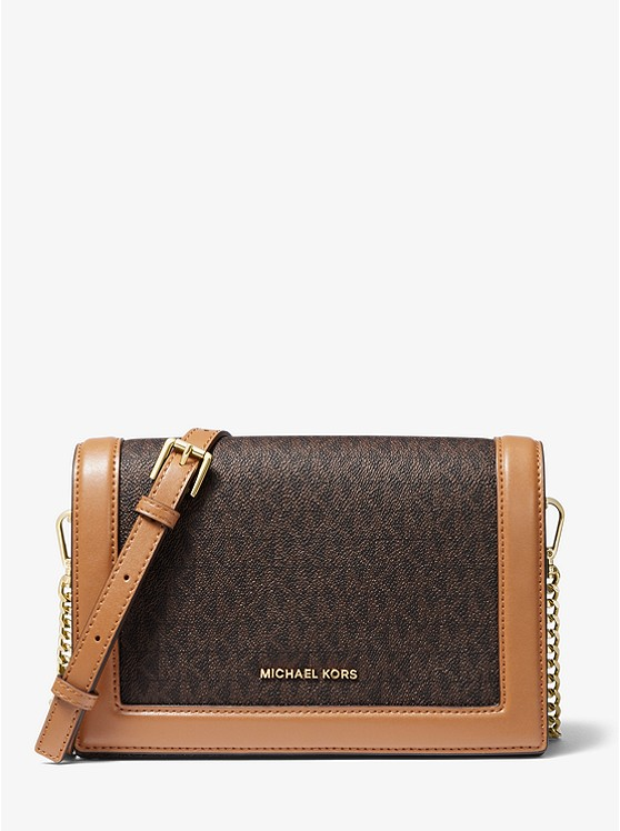Borsa a tracolla Michael Kors donna Jet Set in pelle
