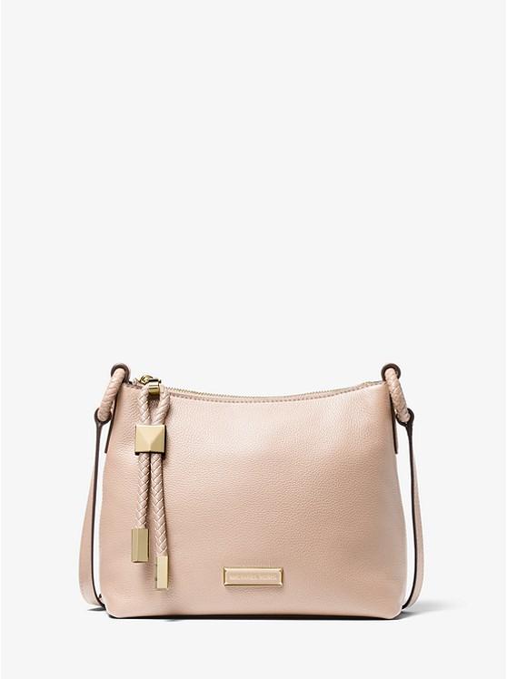 Lexington Large Pebbled Leather Crossbody Bag | Michael Kors