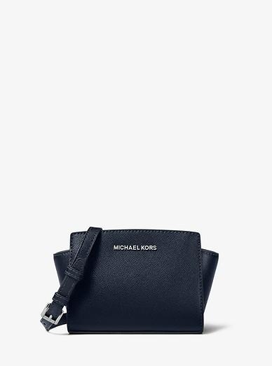 205b511b626f Selma Mini Saffiano Leather Crossbody | Michael Kors
