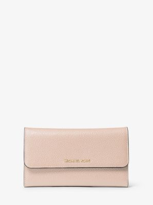 275ec0cbab61 Tri-fold Leather Wallet | Michael Kors