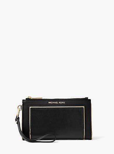 0485e90e0c04 Adele Framed Leather Smartphone Wallet