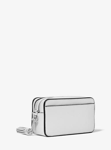 20f4544ec Small Logo Tape Camera Bag. Small Logo Tape Camera Bag. MICHAEL Michael Kors