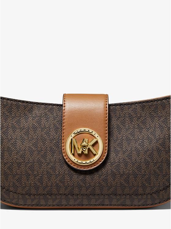 Très Petit Sac Porté Épaule Carmen Avec Logo | Michael Kors
