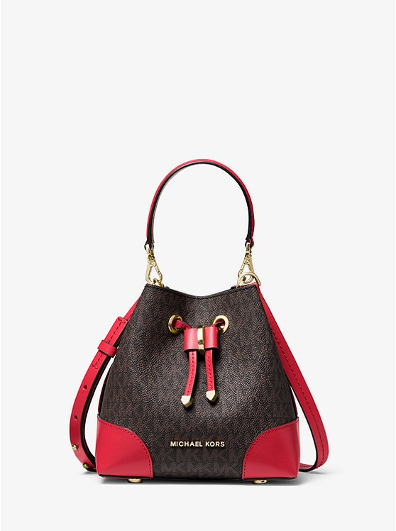 Mercer Gallery Extra-small Logo Crossbody Bag | Michael Kors