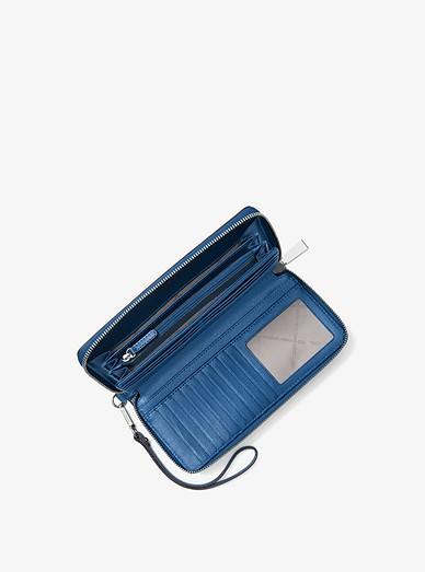 c65765523017 Saffiano Leather Continental Wallet. MICHAEL Michael Kors