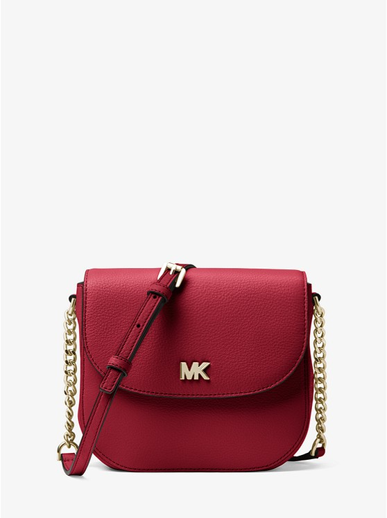 529ad1f65460c Mott Pebbled Leather Dome Crossbody preview0 ...