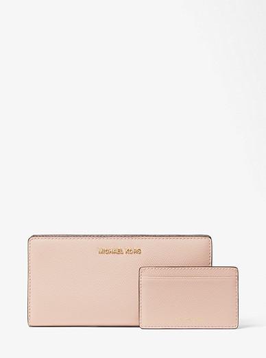 5356b2ab4692 Saffiano Leather Slim Wallet