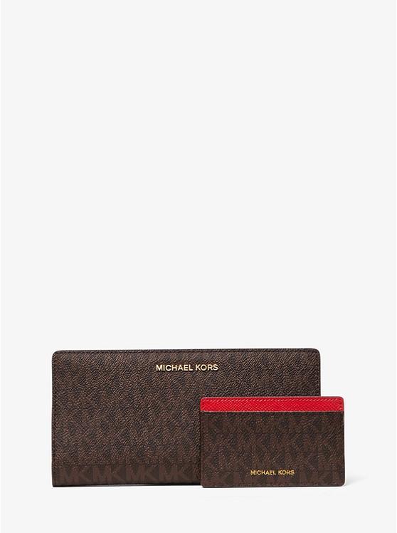 0752bc8fda18 Logo Slim Wallet