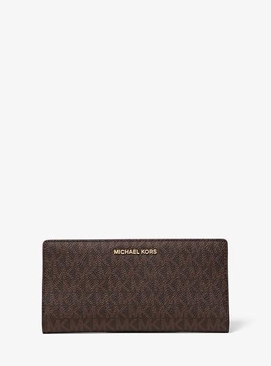 promo code buy best where to buy Logo Slim Wallet | Michael Kors