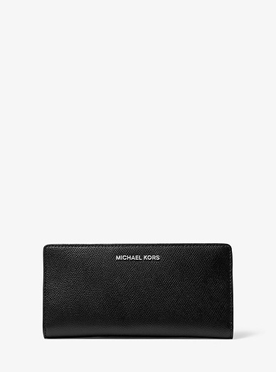 6d504c9b218e Saffiano Leather Slim Wallet | Michael Kors