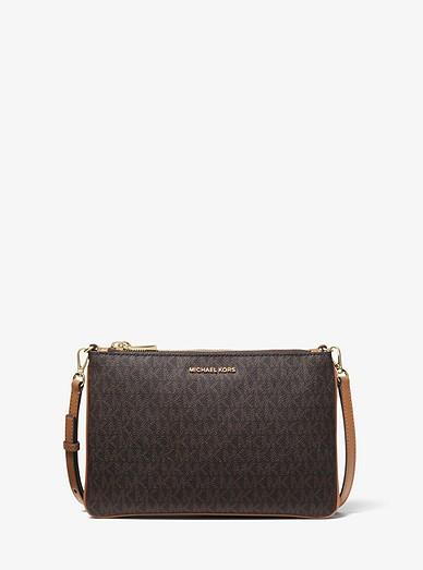 98cb80274820 Adele Logo Crossbody Bag   Michael Kors