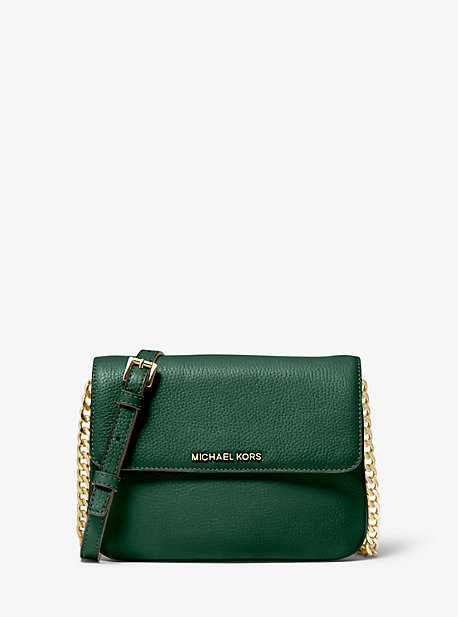Bedford Pebbled Leather Crossbody Bag