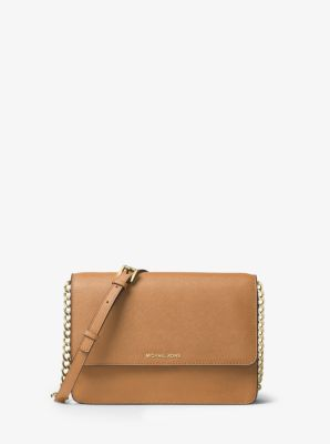 b811d95a5240d0 Daniela Large Leather Crossbody. Find a Store. Sign Up for updates from Michael  Kors