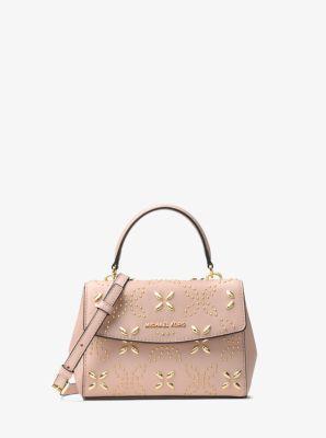 d544aec1177e Ava Extra-Small Floral Studded Crossbody Bag | Michael Kors
