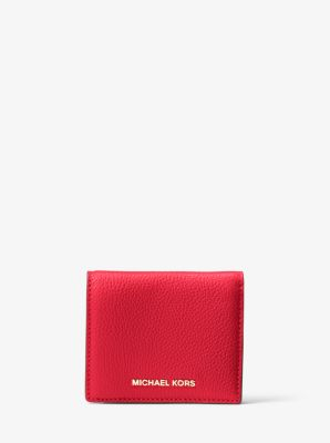 1f1f6fe42007c Mercer Leather Card Case. Find a Store. Sign Up for updates from Michael  Kors