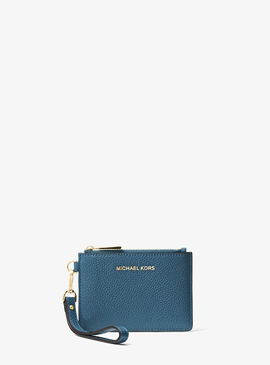 dceb194ce4db0c Leather Coin Purse | Michael Kors