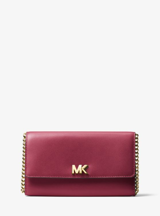 Mott Leather Clutch