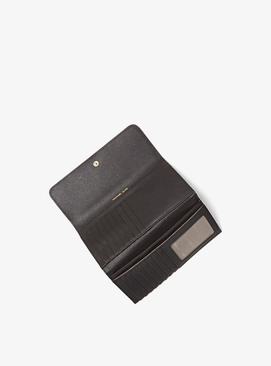 dd889c43c47f Logo Tri-fold Wallet | Michael Kors