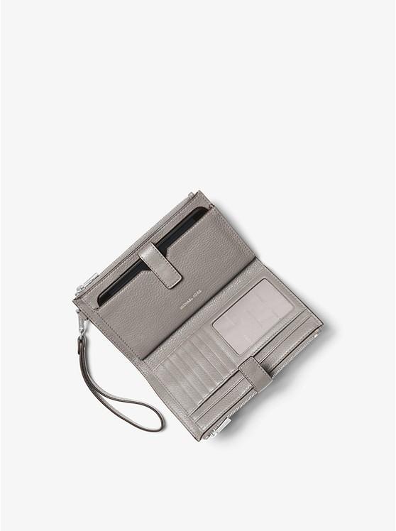 Portafoglio per smartphone Adele in pelle Portafoglio per smartphone Adele  in pelle ... 4fb6230a3d0