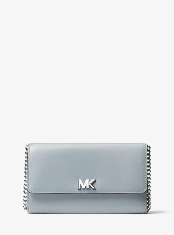 Mott Leather Clutch