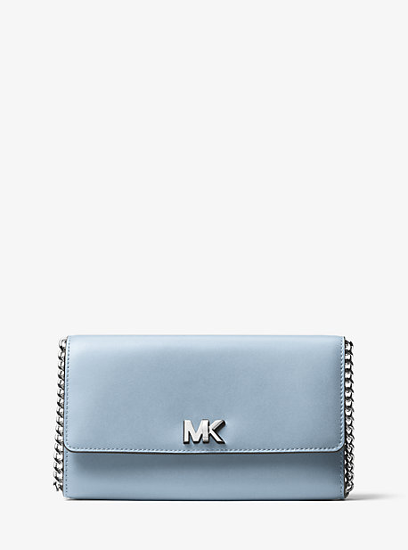 adae7e7202 Mott Leather Clutch · michael michael kors · Mott Leather Clutch