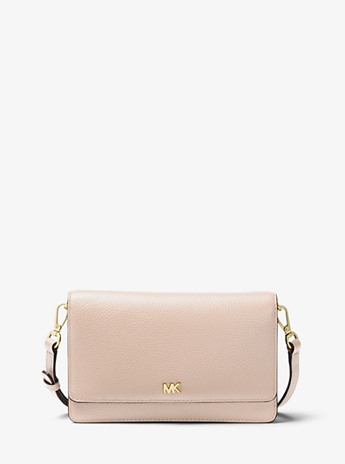 6d82e0ab3f08 ... aliexpress pebbled leather convertible crossbody. michael michael kors  pebbled leather convertible crossbody 24156 95127