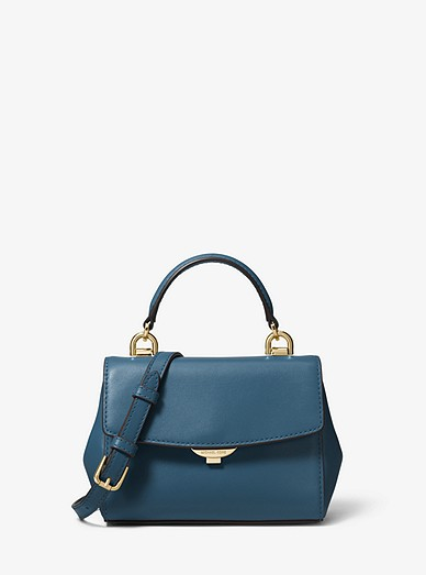ddb7caa5133c79 Ava Extra-small Leather Crossbody Bag | Michael Kors