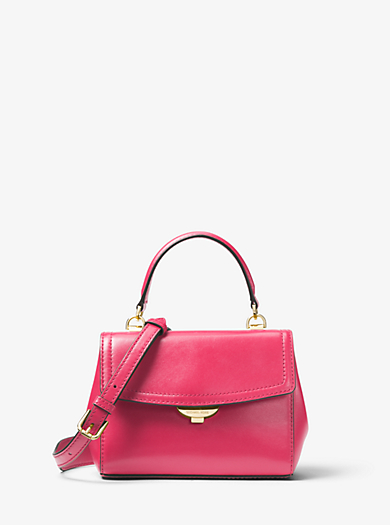 2395b80693 Tracolla Ava extra-small in pelle. michael michael kors ...