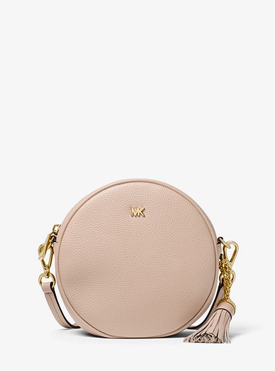 Pebbled Leather Canteen Crossbody  e4d60af3784d5