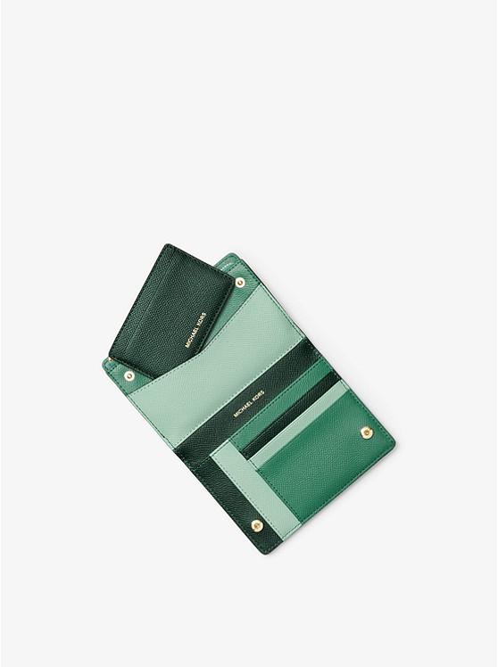 e5f9acb0d4db Medium Saffiano Leather Slim Wallet Medium Saffiano Leather Slim Wallet ...