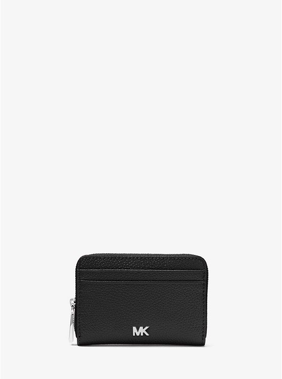Small Pebbled Leather Wallet | Michael Kors