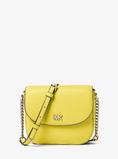 MK yellow purse
