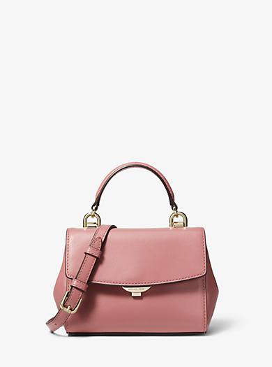 b8d5537629fe Ava Extra-small Leather Crossbody Bag | Michael Kors