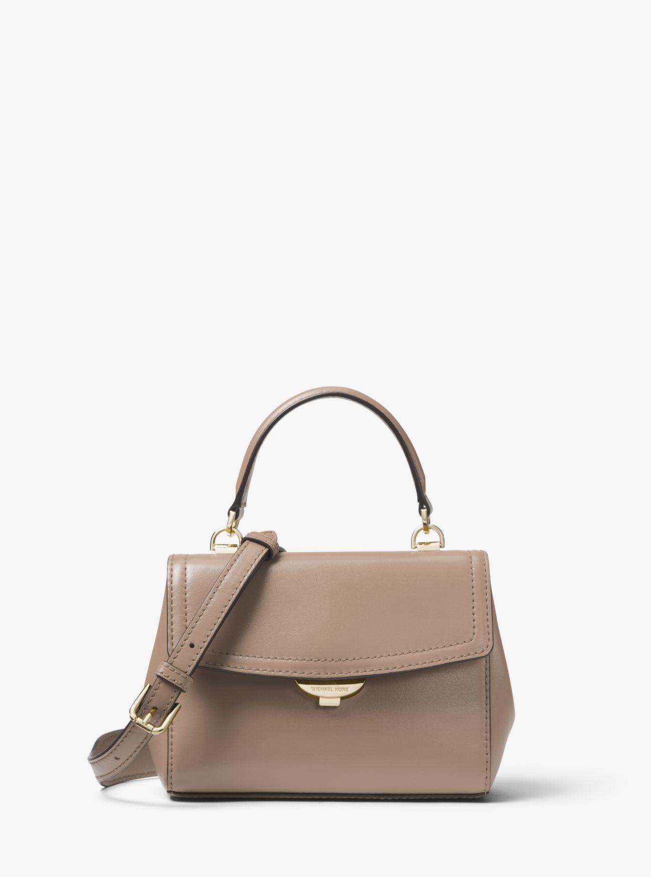 0565e509321 Très petit sac à bandoulière Ava en cuir ...