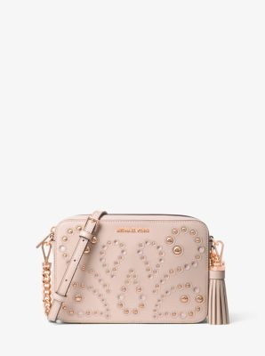 d432f0fea192 We're sorry, 'Ginny Medium Embellished Leather Crossbody Bag' is no longer  available