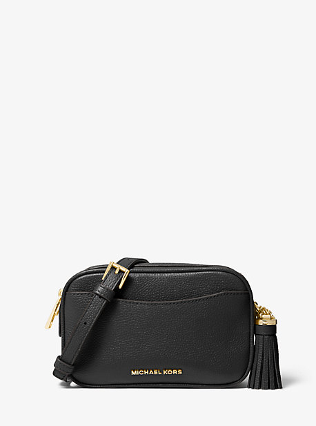 b1919bb6ef Pebbled Leather Convertible Belt Bag. michael michael kors ...