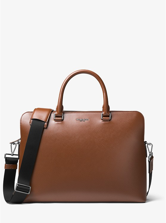 Harrison Leather Briefcase