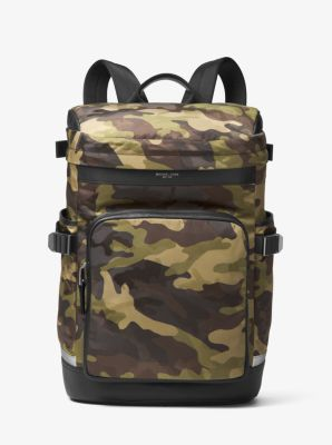 Kent Camouflage Cycling Backpack